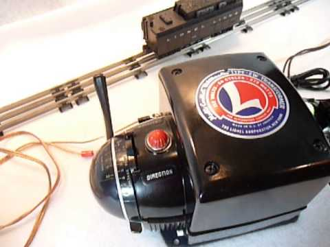 lionel upgraded zw 275 watts model 7070 transformer youtube. Black Bedroom Furniture Sets. Home Design Ideas