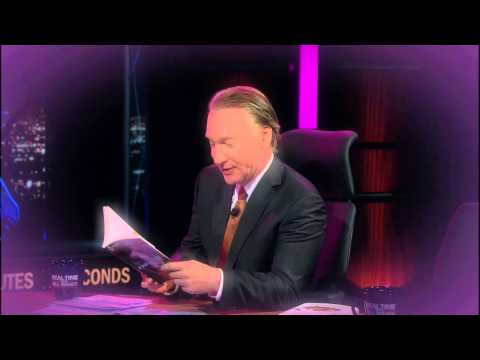 Real Time with Bill Maher: Love's Fair and Balanced Desire (HBO)