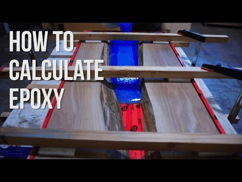 HOW TO | Calculating Epoxy