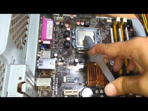 Fix Overheating CPU Temperature Problem