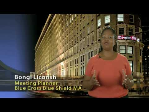 Elite Meetings Presents..The Boston Park Plaza Hotel & Towers