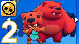 Brawl Stars - Gameplay Walkthrough Part 2 - Nita: Showdown (iOS, Android)
