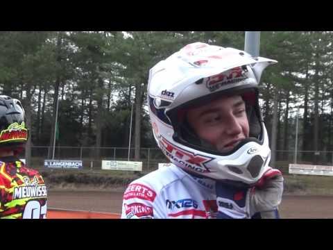 Motocross ONK Tweede Manche bij MSV NOV in Heerde  4 -03- 2017