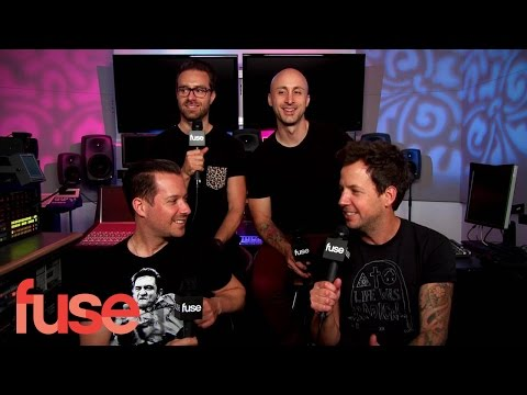 Simple Plan Discuss Their New Single, Singing In The Rain