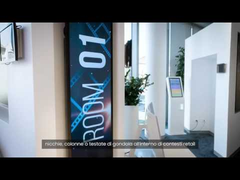 SOLUZIONI SMART SIGNAGE NUOVO STRETCH DISPLAY