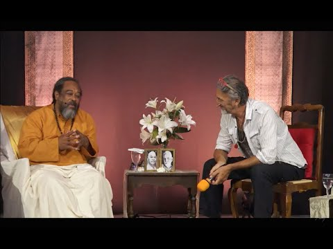 I Came to Burn This Place Down ~ A Conversation with Mooji Baba