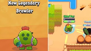 Brawl Stars - WE GOT SPIKE! First Legendary Brawler