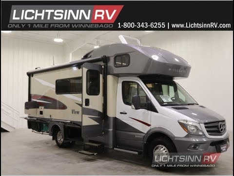 LichtsinnRV com - New Winnebago View and Navion 24D