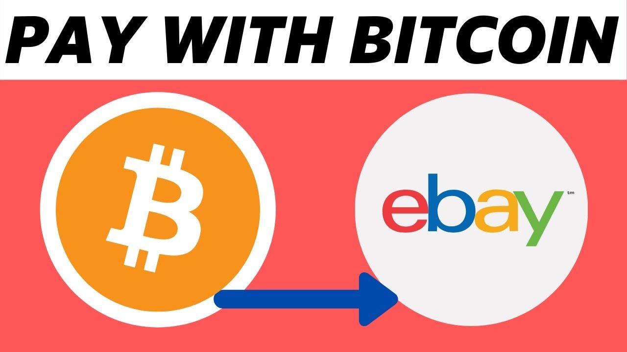 ar ebay vartoja bitcoin