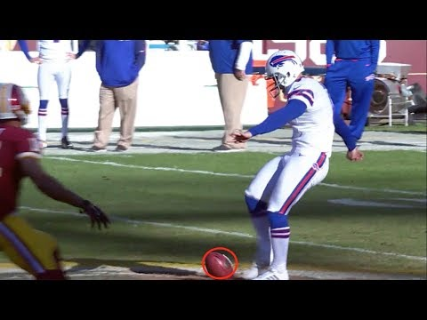 NFL Worst Punts of All-Time