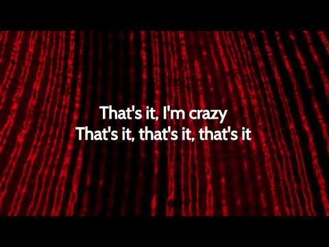 Sofi Tukker - That's It (I'm Crazy) Lyrics | iPhone 8 Product Red Commercial Song