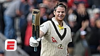 Australia's Steve Smith admits he 'had some luck' vs. England reaching double century | 2019 Ashes