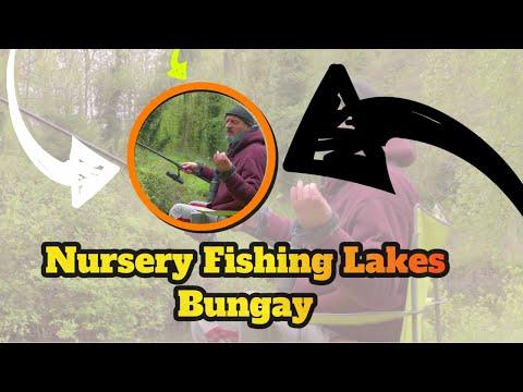 Nursery Fishing Lakes & Caravan Park, Ellingham
