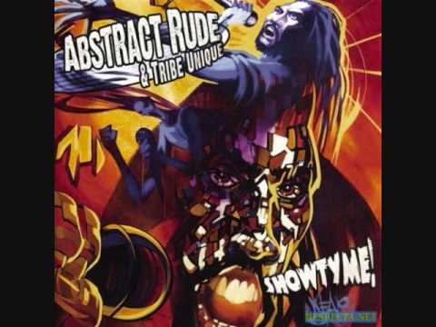 Abstract Rude & Tribe Unique - Flow and Tell