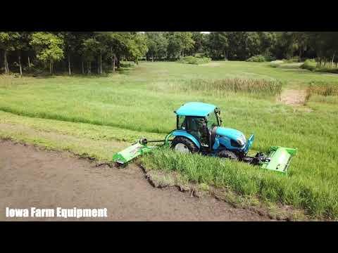Peruzzo Elk Cross 1600 Ditchbank Flail Mower Ditch Mower Ditch Bank Mower