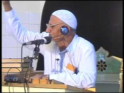 Allah ki rehmat - Maulana Ishaq