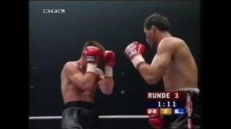Graciano Rocchigiani vs Henry Maske - 27.05.1995