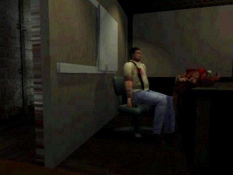 Resident Evil 2 - 1997 Beta Police Station tour