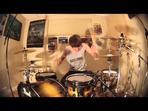 Chris Dimas - Shadow Moses - Bring Me The Horizon - Drum Cover