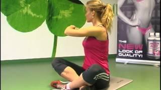 Nugaros stiprinimo treniruotė