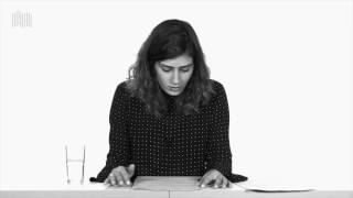 """Fatma Aydemir liest aus """"Ellbogen"""""""