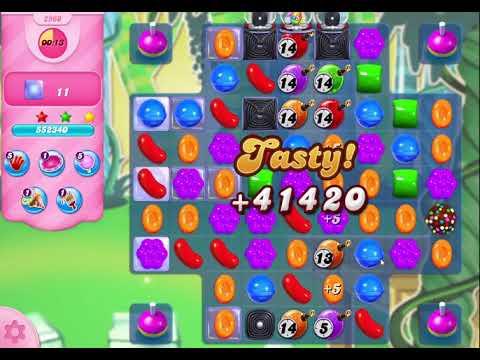 Candy Crush Saga Level 3090 NO BOOSTERS