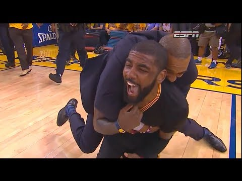The Game That Kyrie Irving Became The Most Clutch Player in the NBA of His Era!