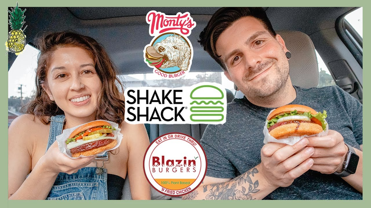 Vegan Fast Food Taste Test (Los Angeles Edition)