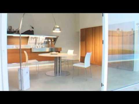 Cucina Snaidero Kube Olmo - Giovanni Offredi Design - YouTube