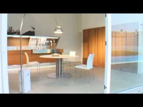 snaidero kube kitchen | Cucina Snaidero Kube Olmo - Giovanni Offredi Design - YouTube