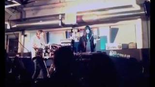 Peaking Lights - Tiger Eyes (Laid Back) live at Rough Trade East