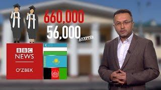 Ўзбекистон: Нега ҳамма ҳам ўқишга киролмайди? BBC Uzbek