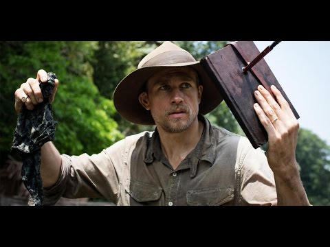 The Lost City of Z Review - Why We See Movies Podcast Episode 115