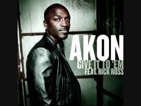 Akon (feat. Rick Ross) - Give it to Em' (NEW AKONIC OFFICIAL TRACK)