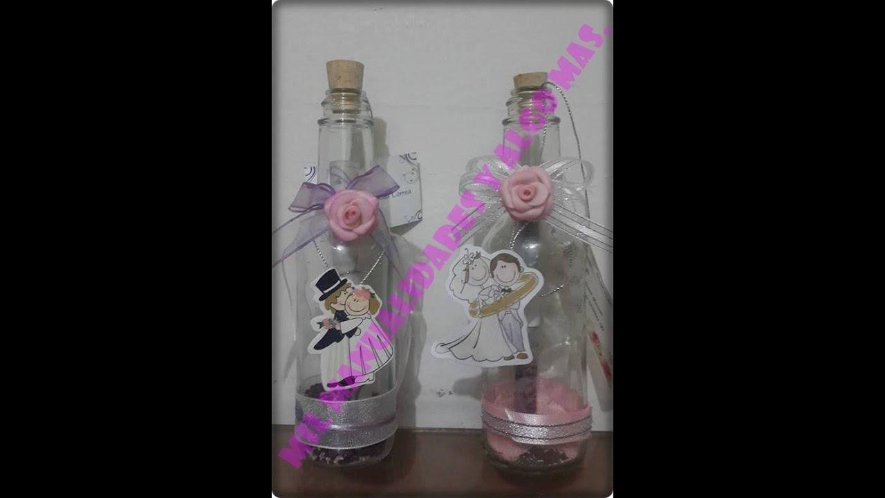 Diy Invitaciones En Botellas Para Toda Ocasión Treats With Glass Bottle