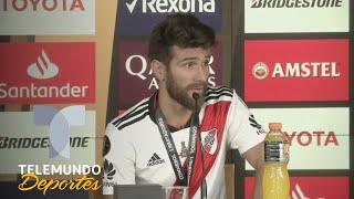 River Plate vs. Boca Juniors Final: Biscay, Ponzio dicen que River fue superior | Telemundo Deportes