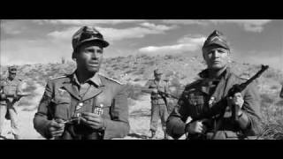 The Young Lions (1958) - Behind the British Lines in North Africa