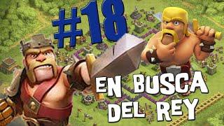 Quiero mi Rey Bárbaro I - Empezando Clash of Clans con Android #18 [Español]