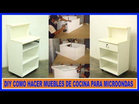 Como hacer muebles instalar bisagras de cazoleta puertas - Como montar muebles de cocina ...