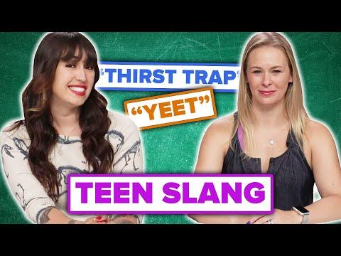 Teachers Guess Teen Slang