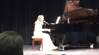 All I Ever Needed - Morgann's Recital May 2015