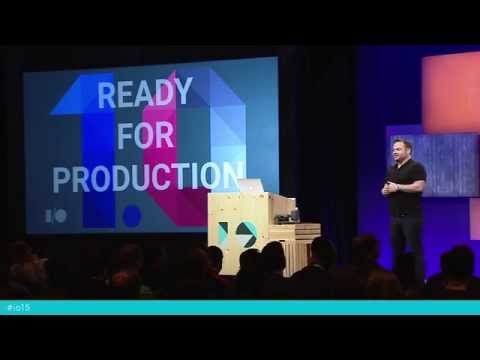 Google I/O 2015 - Polymer and modern web APIs: In production at Google scale