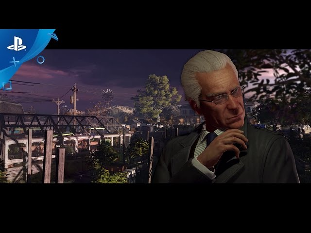 HITMAN - Elusive Targets: The Bookkeeper Trailer | PS4