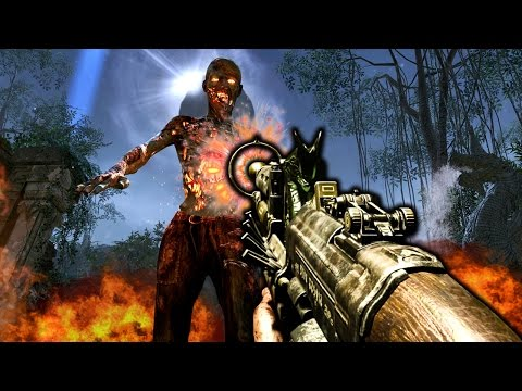 SHANGRI-LA REMASTERED FULL EASTER EGG! 🔮  BO3 ZOMBIES CHRONICLES (Black Ops 3 Zombies DLC 5)