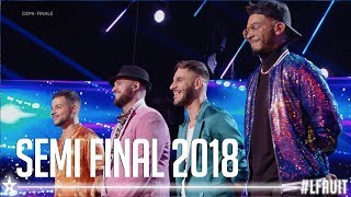 Download Lagu BERRYWAM |  Semi final | France's got talent 2018 mp3