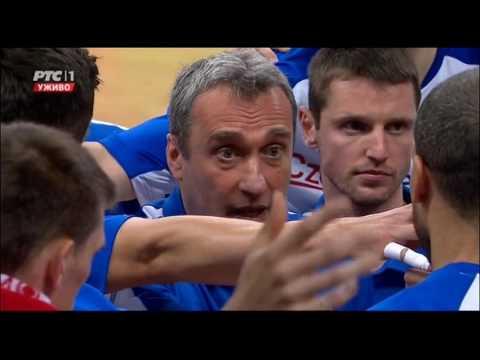 FIBA Olympic Qualifying Tournament 2016 Serbia -  Czech Republic 96-72