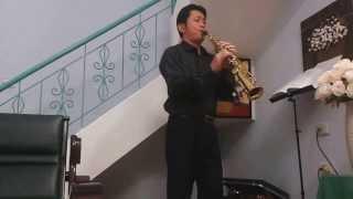 Dấu ấn tình yêu saxophone
