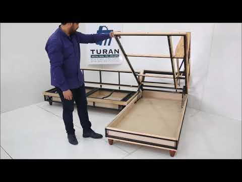 Turan Metal Sofabed Mechanisms