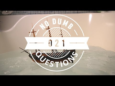 No Dumb Questions 021 - The Antikythera Mechanism and Shipwr