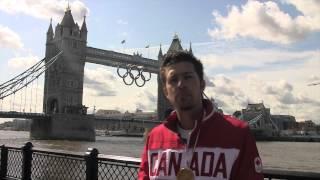 Wade's Video Blog: London 2012 - Part 1
